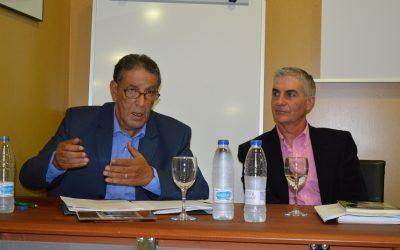 Abdellatif Limami y José Sarria (Granada, 2015)