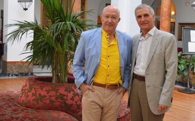 Ahmed Oubali y José Sarria (Algeciras, 2015)
