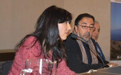 Raquel Lanseros y Mohamed Doggui (Granada, 2015)