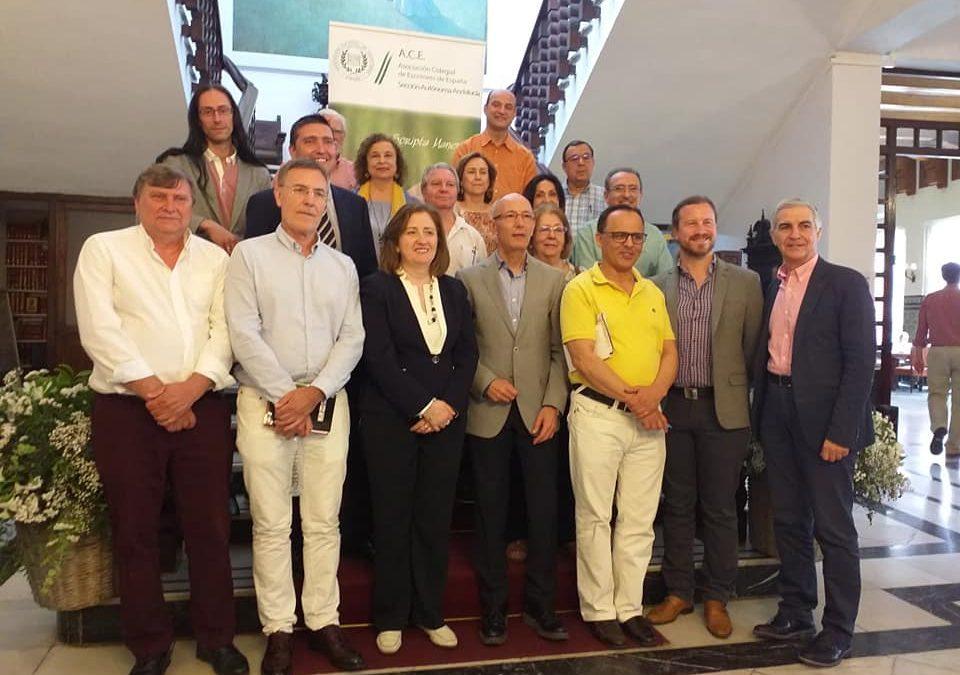 LA ASOCIACIÓN COLEGIAL DE ESCRITORES DE ESPAÑA, SECCIÓN AUTÓNOMA DE ANDALUCÍA (ACE-A), APOYANDO AL HISPANISMO DE MARRUECOS.