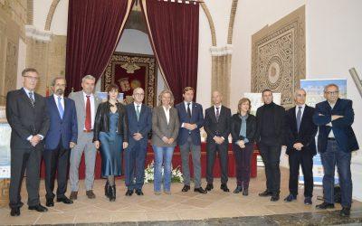 Inauguración oficial Congreso La Frontera Líquida (Córdoba, noviembre, 2019).