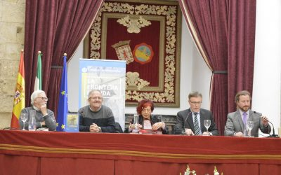 Mesa poética Congreso La Frontera Líquida (Córdoba, noviembre, 2019)