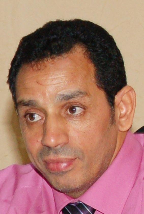 ABDERRAHMANE BELAAICHI (Ouarzazat, Marruecos,1966). Hispanista investigador, profesor de Lingüística y Traducción.