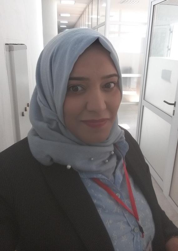 KHADIDJA ALI RAHMANI (Attaf, Ain-Defla, Argelia, 1989). Doctora en Civilización Hispánica, Área de Estudios Hispánicos, Universidad de Laghouat(Argelia).