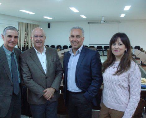Ahmed Oubali, Abderrahman El Fathi y Nisrin Ibn Larbi (Tetuán, 2015)