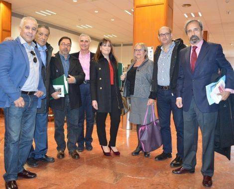 Hispanistas de Marruecos y Túnez (Granada, 2015)